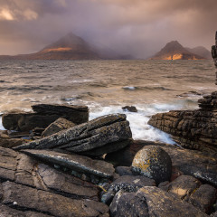 Squall Onset at Elgol